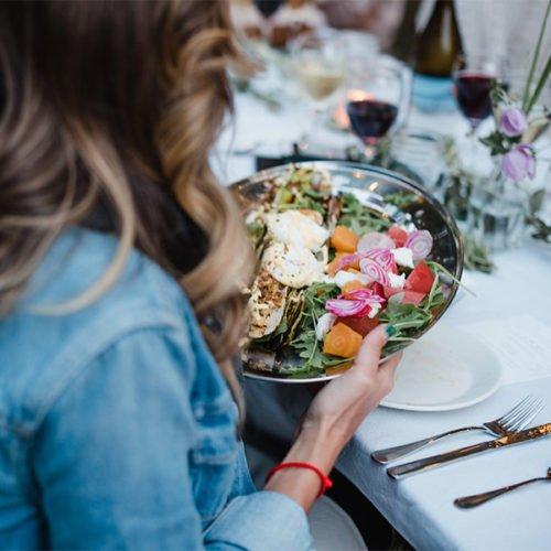 Dinner el Fresco - Garibaldi Events